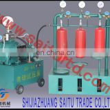 fire extinguisher pressure test pump hydro testing pump water pressure test pump supply