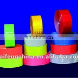 High Gloss Prismatic PVC Reflectve Luminous Tape