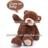 Take me home teddy fluffy plush soft toy bear