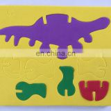 MCH-2307 New wholesale cheap ECO-Friendly Educational toys EVA foam 3d Jigsaw puzzle toys for kids