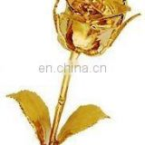 "[super Deal] Regional"" Real Rose Dipped In Gold, Silver, Platinum"