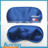 Hot sell promotional custom printed cheap satin eye sleeping masks
