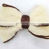 2013 newest loverly bowtie hair comb hair headband hair pin hair accessory garment accessory