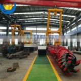 Mud sand  mining pump dredger for sale