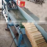 Automatic Bamboo Wood Toothpick Cutting Machine Making Machine Polishing Machine Complete Line