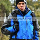 comfortable warmth and breathable and water proof multi-functional with PTFE ski suit in outdoor