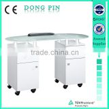 hot sell beauty salon manicure table with dust collector