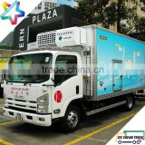 4.8m eutectic refrigeration system reefer truck body ice cream truck                                                                         Quality Choice                                                     Most Popular