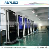 Super large splicing video wall 3D image lcd panel multi installation by cabinet/hanging/suspension