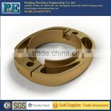 OEM high quality brass sand casting spare parts