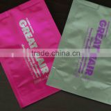 Printing tissue paper packaging design on baby wet wipe plastic packaging bag for tissue paper packing machine