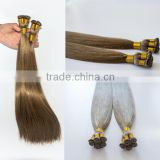Wholesale Factory Price Good Feedback Direct Factory No Shedding No Tangle Premium virgin european human hair hand tied weft