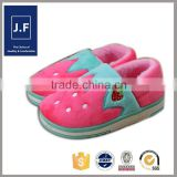 high quality cartoon indoor children casual shoes pvc