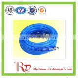 Rongda customized flexible air compressor hose, PU air compressor hose as customers' required