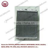 heater for nissan AUTO CARS HEATERS FOR NISSAN FRONTERA MT auto heater core for nissan 1806125/91151482