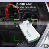 44.4Wh Vehicle Emergency Lithium Polymer Battery Charger 12000mAh Jump Starter Power Bank