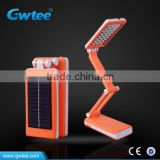 Modern LED folding solar wireless table lamp                                                                         Quality Choice