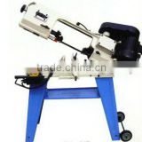 Mini Metal cutting band saw BS-115 main specifications