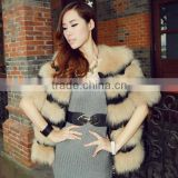 "Newest Unique Women 2013 Star Style Thick Winter Fur Coats Europe Style Winter Coat ""11"""