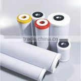 CTO coconut shell activated carbon filter cartridge/jumbo size carbon block filter made in Guangzhou