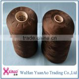 Wholesale Color Yarn Spun Polyester Yarn