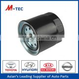 Toyota doosan oil filter 90915-10001for Corolla with competitive price