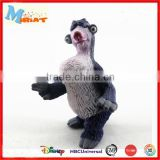 PVC cartoon wild bulk animal model plastic animal toys