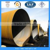 Innovative promotional conical ssaw spiral steel pipe tube