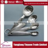 High Quality Stainless Steel Teaspoon Stainless Steel Coffee Measuring Spoon