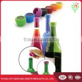 Bulk silicone bottle stopper, silicone wine bottle stopper