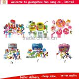 2016 hot selling kids toys set plastic desk toys for kid