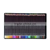 Premium/High Quality mini promotional color pencil set For Professional Artists,120 colors