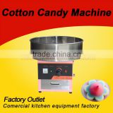 Hot Commercial Sugar manufacturing automatic cotton candy floss machine for sale