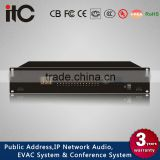 ITC T-6223(A) PA System Used Fire Signal Collector, Voice Alarm, Addressable Fire Alarm System                                                                         Quality Choice