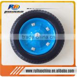 Wheel Barrow Wheel With Steel Rim Tire