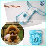 wholesale Dog cloth physiological diaper Dog pants reusable waterproof pet pants manufacture