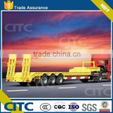 Widely Used Low Bed Trailer Dimensions Customized Lowbed Semi Trailer, Low Bed Truck Trailer