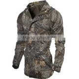 Tree Stand Winter Camo Ghillie Hunting Jacket