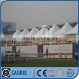pagoda resting tents for horse racing events