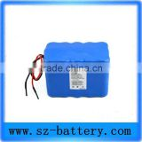 18.5V 6000mAH Rechargeable ICR18650 Lithium Ion Battery Pack for Christmas Light