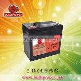12v 55ah accu rechargeable sealed lead acid ags battery