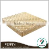 Compress packing natural coconut palm mattress,compressed foam mattress,coconut mattress topper PY8631