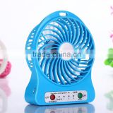 Colorful mini ceiling fan, Fasion mini toy fan for kids, High quality mini handheld battery operated pocket fan
