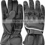 DL-1483 High Quality Leathere Motorbike Gloves , Leather motorbike gloves,motorcycle leather gloves,heated racing gloves
