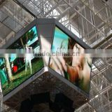 hot products P16 giant volleyball football basketball soccer stadium perimeter led advertising display