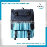 Factory Price Cheap Insulated Lunch Cooler Backpack Bag / Whole Food Insulating Effect Cooler Rucksack Bag