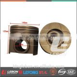 PC650-6 Black piston Iron Piston