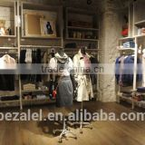 pop fashion sports clothes display interior store fixtures
