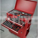 2015 NEW Design 158pcs Super Tool Trolley Set (5-wheel),220pcs china wholesale alibaba/hand tool set/tool kit