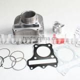 High Quality 53mm engine cylinder motorcycle cylinder kits for QS 125 Aluminum Alloy motor part